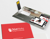 Branded USB Pen Flash Drive