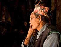 The inner heart of Kathmandu