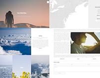 Travel - free blog html template