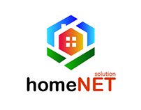 HomeNET Logotype