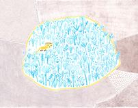 The Enzo's Kingdom (Children's Illustration)