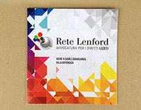 brochure Rete Lenford - Avvocatura per i diritti LGBTI