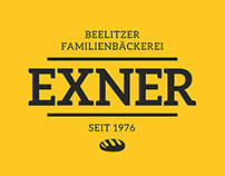 Corporate Identity: Redesign Bäckerei Exner