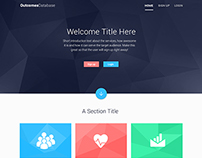 Bootstrap Theme | Inspired by Android Material Design