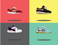 Sneakers by me.