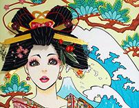 OIRAN  ----  Princess Minami