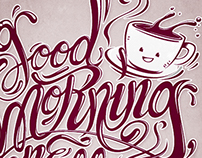 Good Morning, One Coffee?