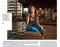 Published in Men's Health