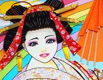 OIRAN  ----  Princess Tsuyuka