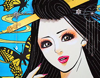 OIRAN  ----  Princess Ageha