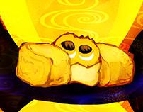 Foodie Miz Art : Tamagoyaki