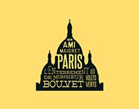Le Monde de Simenon pictograms