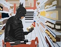 Batman - housewife