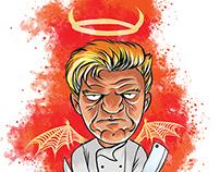 Gordon Ramsay para Milenio Diario