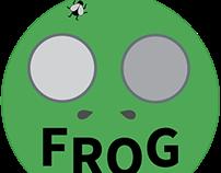 Concept Logo : FROG