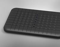 4d scanner-mat