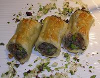 """""""Carnoli"""": a Sicilian-Turkish concept receipe"""