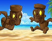 Action Sniki Tiki