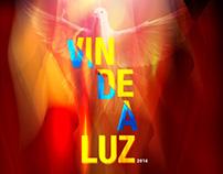 Cartaz - Vinde à Luz 2014