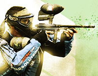Paintball Gateway Promo Posters