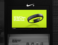Nike+ Fuelband SE Touchscreen