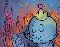 Brainstorming for jellyfish
