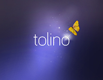 tolino Artwork for Packaging and Communication Material