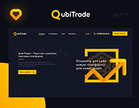 QubiTrade - Trading Platform Redesign