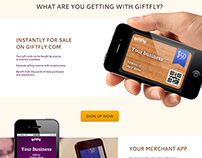 Merchant Portal Web Design