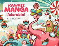 Kawaii Manga Adorable!