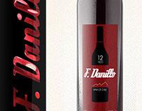 Embalagem de vinho personalizada