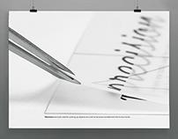 Tool Poster Series: Tweezers