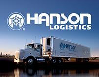 HANSON LOGISTICS - Full Service Marketing Campaign
