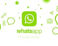 Mobile UI concept design
