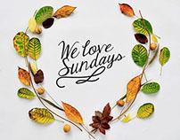 We Love Sundays Creative Platform Logo