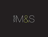 M&S - Modern Trend Living Room