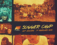 Fuel Summer Camp 2015