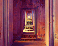 Angkor Magic Doors (Cambodia)