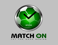 Match on logo guide line
