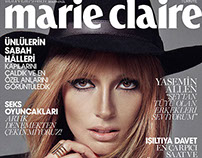 MARIE CLAIRE TURKEY SEPTEMBER '14