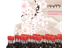Advertising - Kikkoman Happy New Spring
