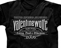 Valentine Wolfe T-Shirt