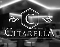 Logo Creation Citarella Supperclub