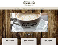 Class Project - Coffee Shop Webdesign