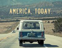 AMERICA, TODAY.