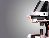 MicroBean (semi-automatic espresso machine)