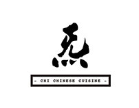 Chi / Chinese Cuisine Menu Design