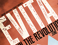 Evita Show Posters