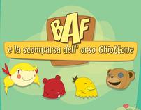 Baf e la scomparsa dell'Orso Ghiottone