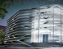 AUDI carshowroom